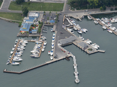 Park Place Marina, Put In Bay, Ohio