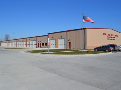 Avon Lake Transportation Center