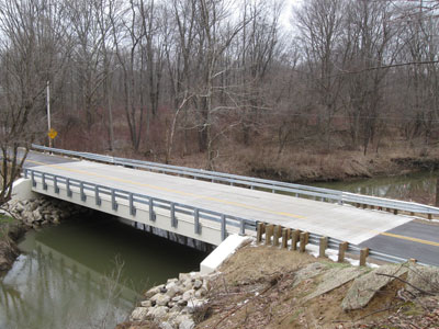 Hopkins Road Bridge Replacement