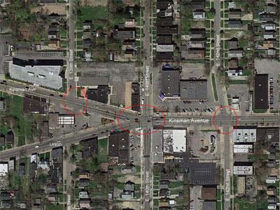 Kinsman Traffic Plan