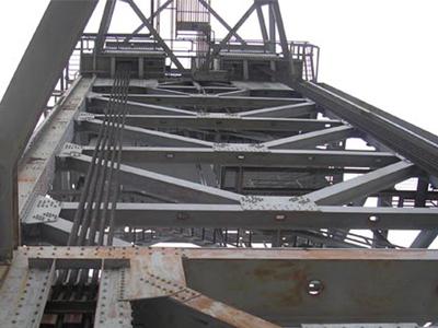 Willow Avenue Lift Bridge
