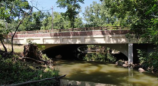 CUY SR 14 06.20/06.70 Concrete Arch Bridge